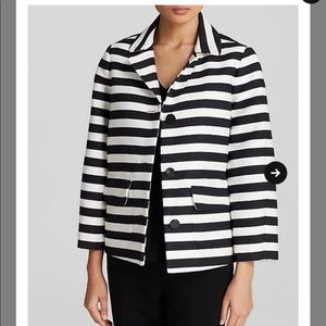 Kate Spade Landon Stripe Jacket